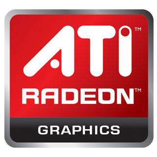 ATI Radeon Grafic