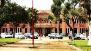 Centro Administrativo de Bagé funciona na Antiga Estação de Trem