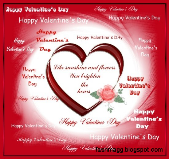 Valentines Day Greeting Cards Pictures Valentine Love Rose Flower