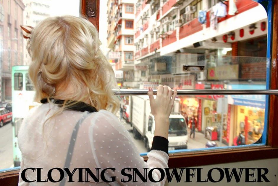Cloying Snowflower