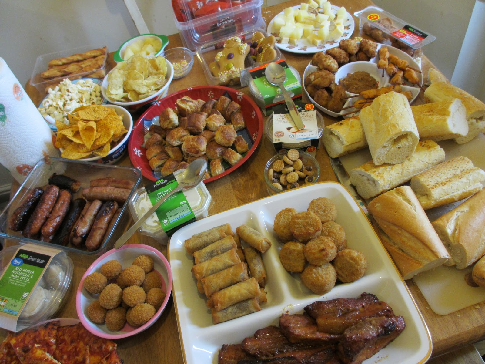 S Foods For Parties