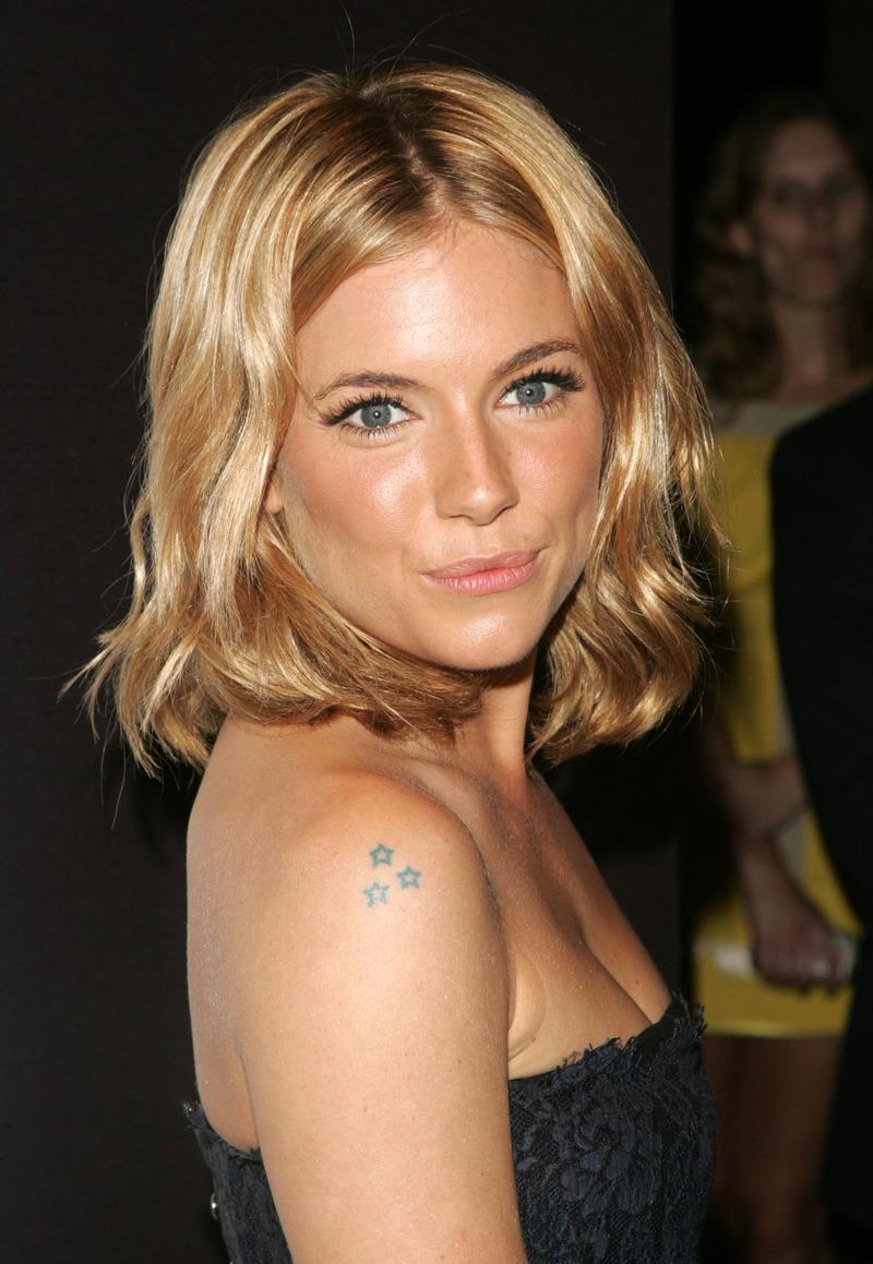 Sienna Miller Tattoo Styles