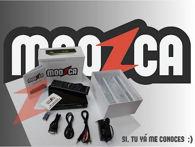 Nova Atualização Azbox Moozca Twin Hd 01-03-2013