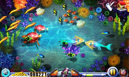 Chơi game bắn cá ăn xu 3d mới nhất