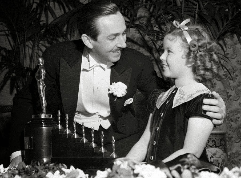 Shirley Temple,Walt Disney, classical movie