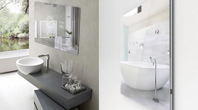 Marzua espejos inteligentes para el cuarto de ba o - Espejos de habitacion ...