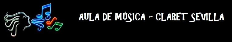 Aula de música Claret - Sevilla