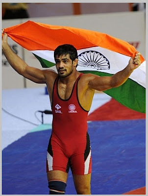 Sushil Kumar Wrestling/Wrestler Medals India Biography Latest News Images/Pics/Videos Wikipedia