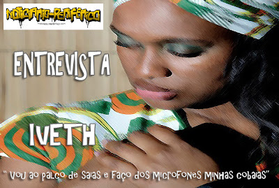 "Entrevista com a rapper Moambicana ""Iveth"""