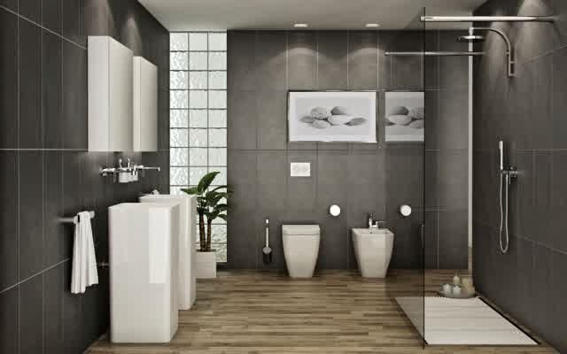 101 Bathroom Pictures - examples of modern bathroom design ...