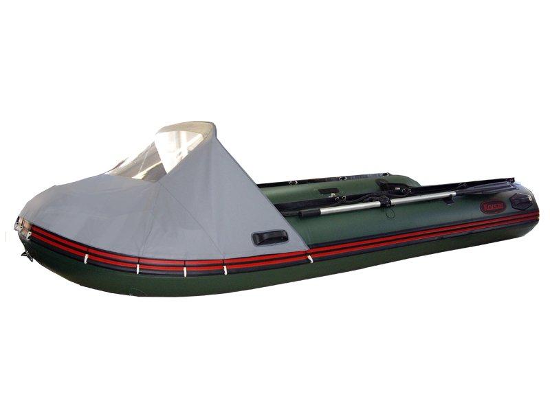 изготовление тент на лодку