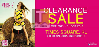 Verns Shoes Clearance Sale 2013