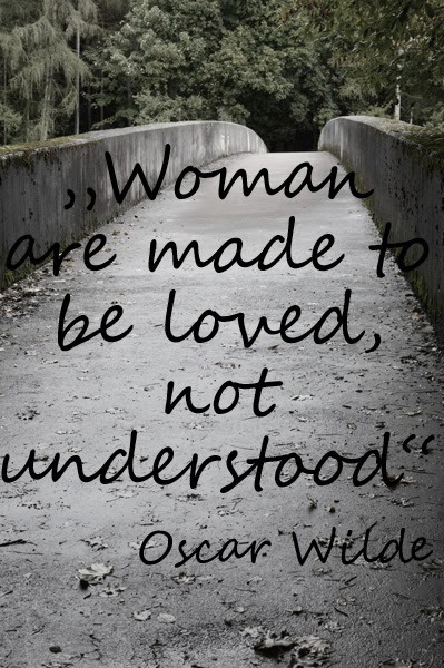 quote of the week by Oscar Wilde