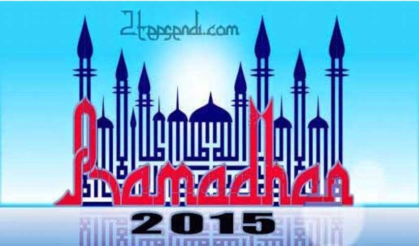 Jadwal Imsakiyah Puasa Ramadhan 1436 H (2015)