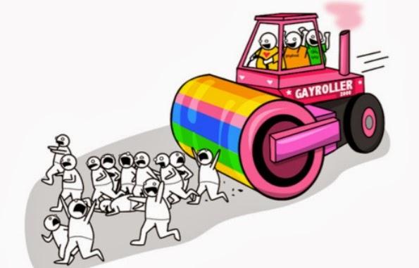 Resultado de imagem para revolu����o homossexual