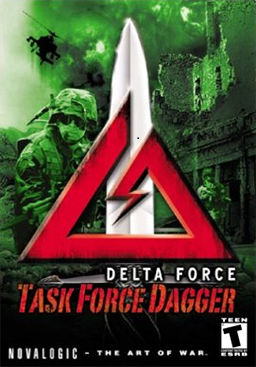 Delta Force Task Force Dagger PC