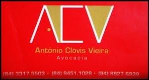 Antônio Clóvis Vieira/Advogado