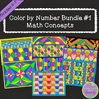 Math and Coloring!