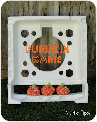 Pumpkin Game @ A Little Tipsy