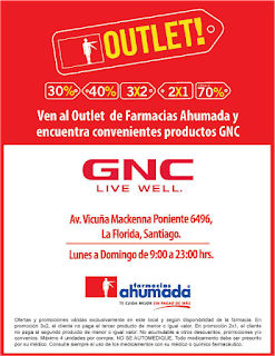 OUTLET FARMACIAS AHUMADA