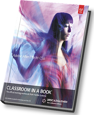 Adobe After Effects CS6 Adobe%2BAfter%2BEffects%2BCS6%2BClassroom%2Bin%2Ba%2BBook
