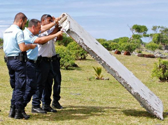 MH370: Expertos no están seguros si restos de avión son del Boeing desaparecido