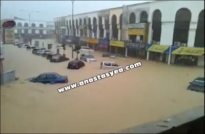 Banjir+Kilat+Pekan+Kajang