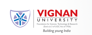 Vignan University MCA,MBA,BBM Revaluation Notification 2013-14