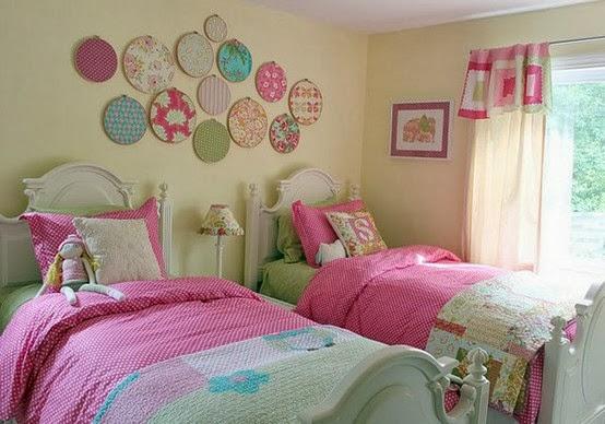 22 preciosas ideas de habitaciones para ni as infantil for Habitaciones para ninas frozen