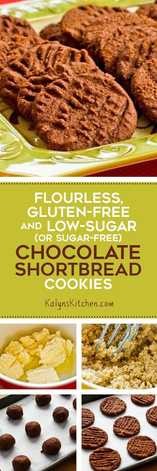 Gluten-Free Chocolate-Ginger Shortbread Cookies Recipe — Dishmaps