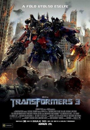 Transformers 3 – O Lado Oculto da Lua – Dublado – Ver Filme Online