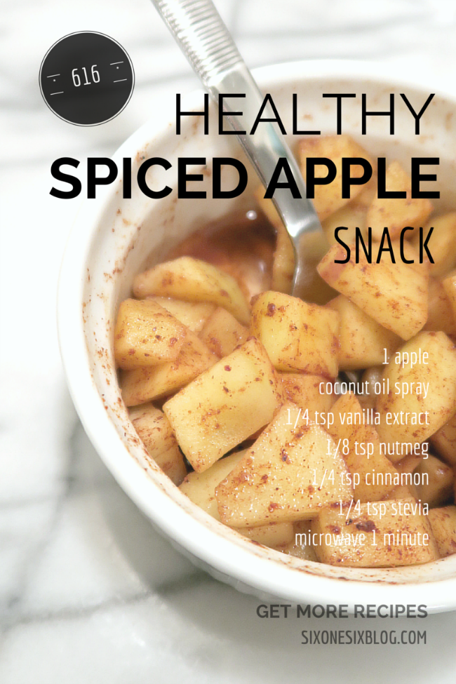 fall apple recipe