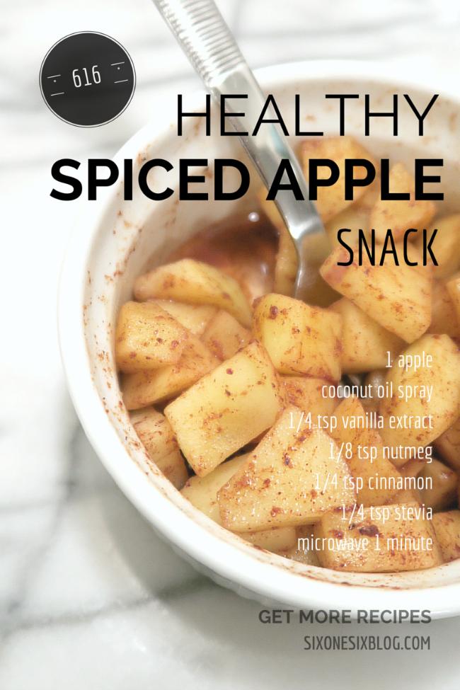 fall apple recipe