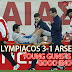 UCL: Olympiacos 3-1 Arsenal / Post-Match (Young Guns Is Not Good Enough!)
