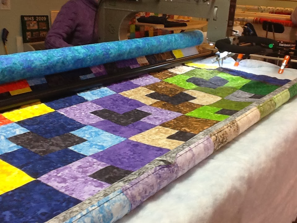 Mad About Quilts 2013