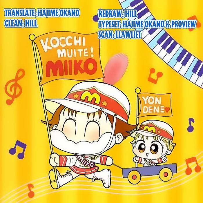 Kocchi Muite! Miiko chap 10 - Trang 23