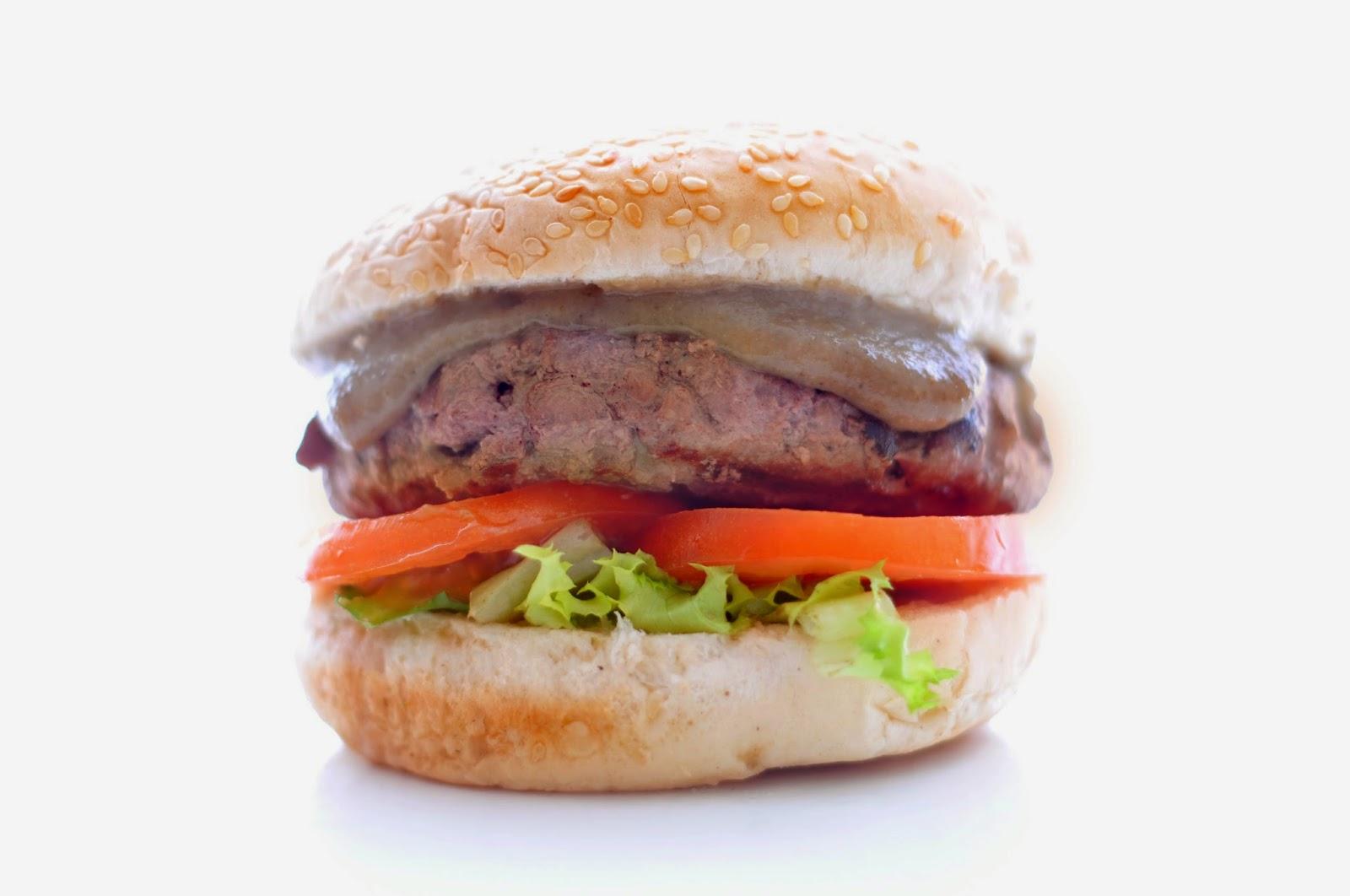 Mushroom Burger Sauce