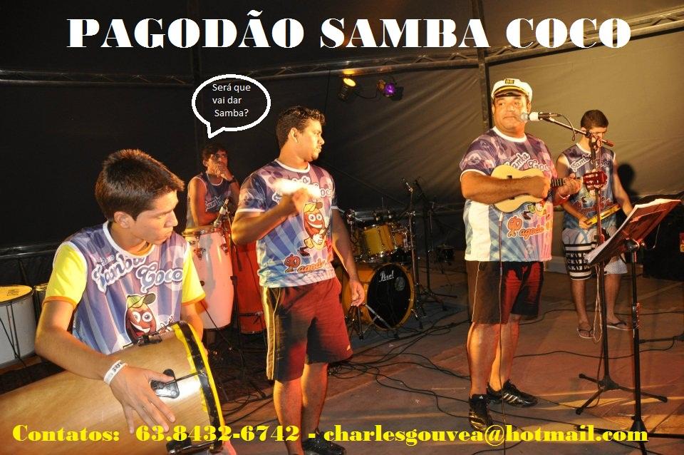 PAGODÃO SAMBA COCO