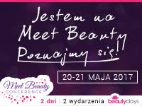 Spotkacie mnie na Meet Beauty
