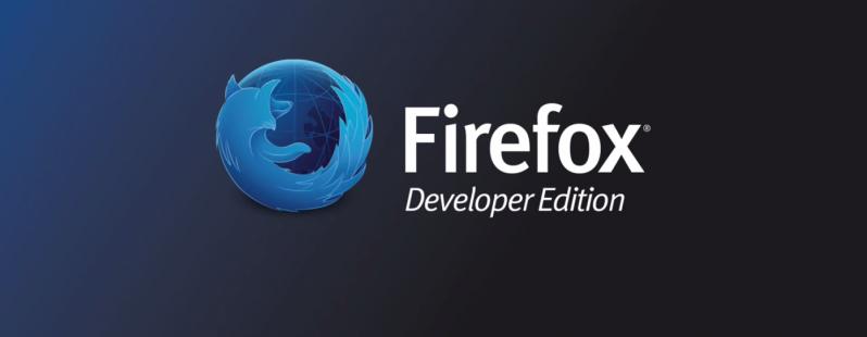Mozilla Developer Edition