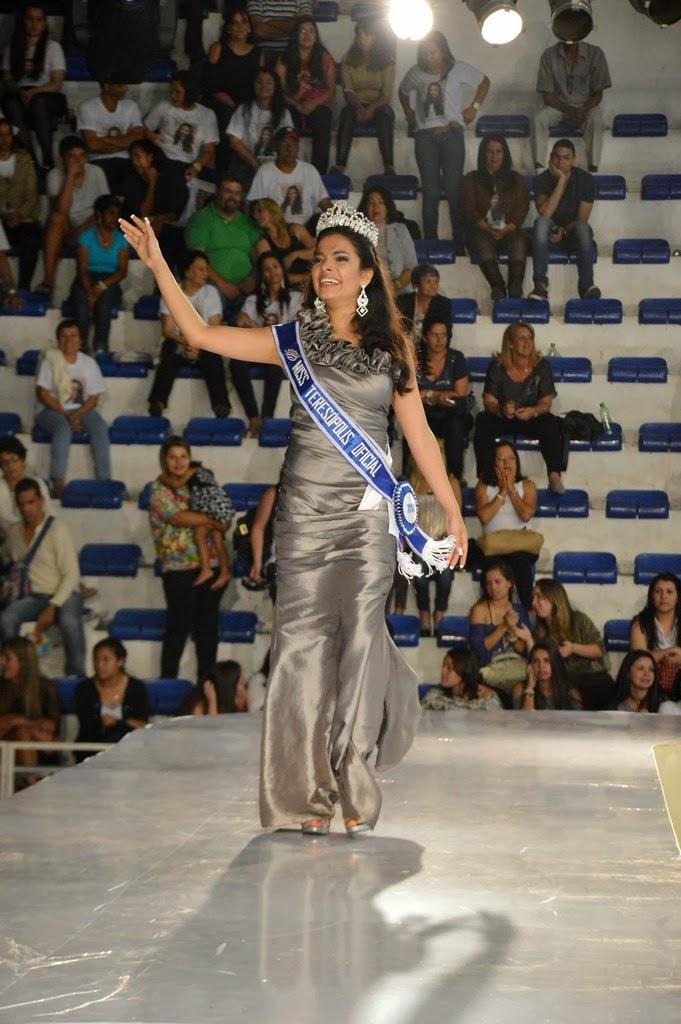 Yasmin Motizuki, eleita a Miss Teresópolis Oficial 2014