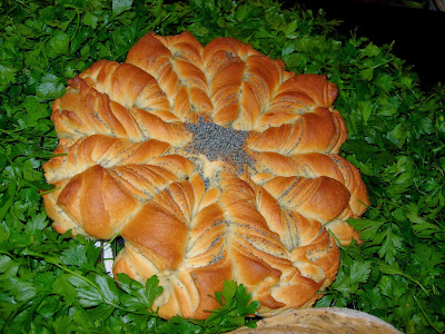 un fiore di katmer ...... pane turco favoloso per il worl bread day '13