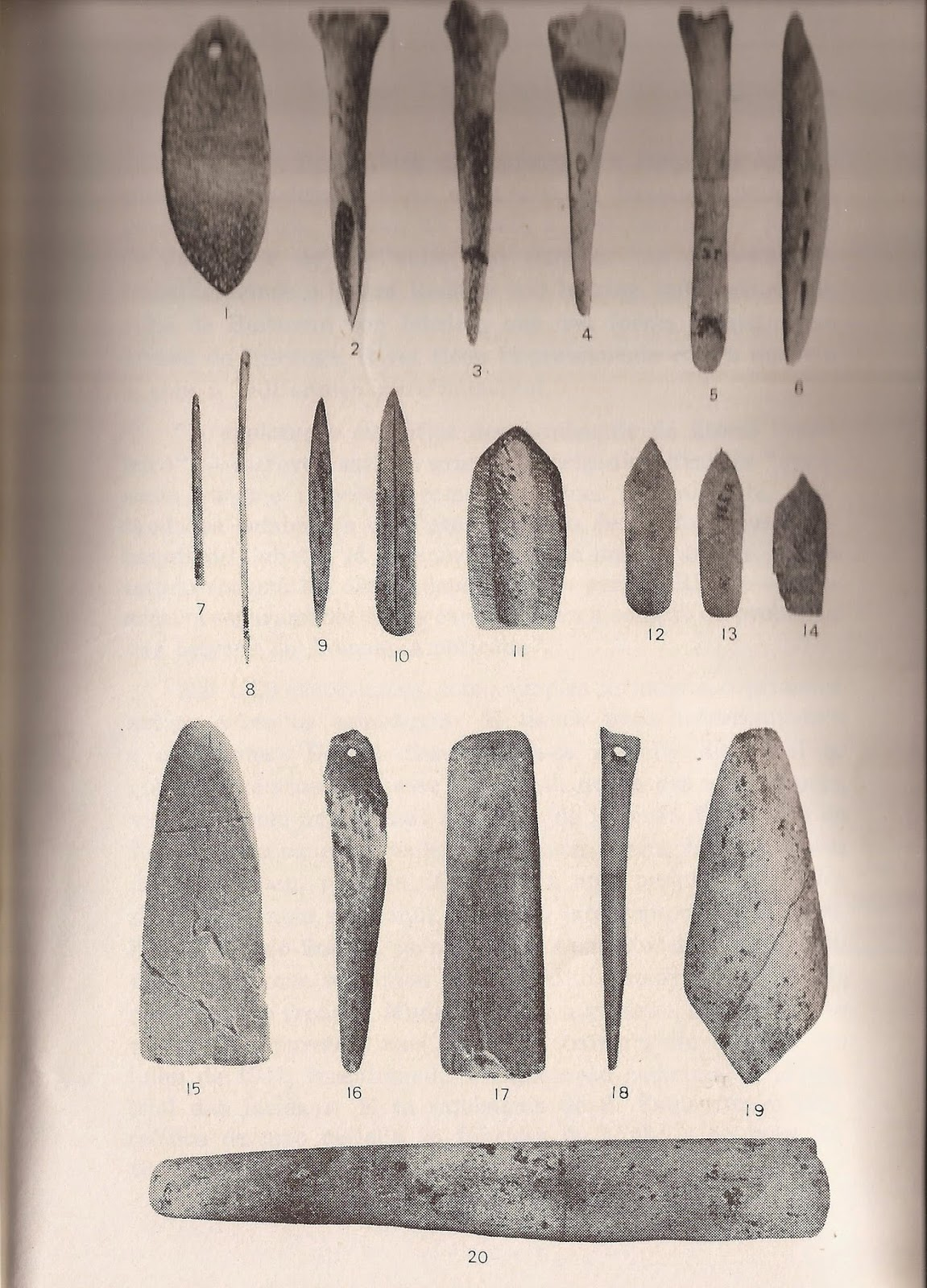 Relatorio arqueologia