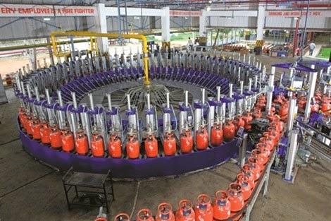 LPG / Liquefied Petroleum Gas Plant