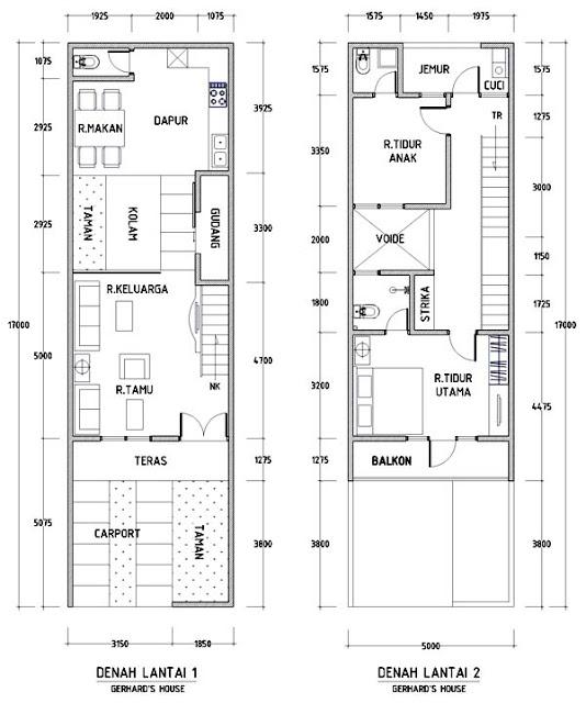 Berikut ini adalah beberapa sedain rumah minimalis 2 lantai, untuk