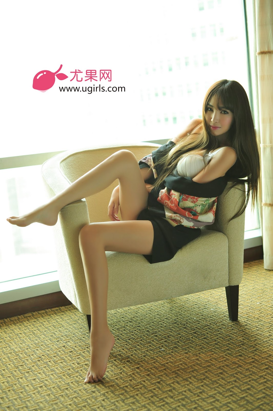 DLS 4512 - Hot Girl Model UGIRLS NO.13