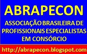 SÓ FAÇA CONSÓRCIO COM PROFISSIONAIS ESPECIALISTAS EM CONSÓRCIO CREDENCIADO PELA ABRAPECON