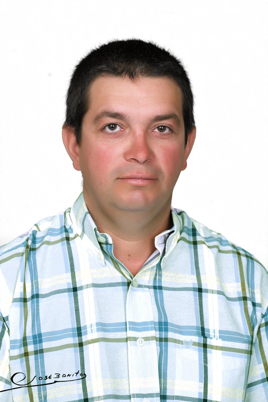 JOÃO ANTÓNIO FERNANDES - CABEÇA DE LISTA À ASSEMBLEIA DE FREGUESIA DE BENFICA DO RIBATEJO