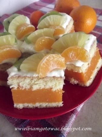 Kubusiowe ciasto