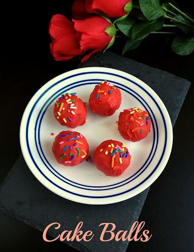 Cake Balls | Basic cake balls